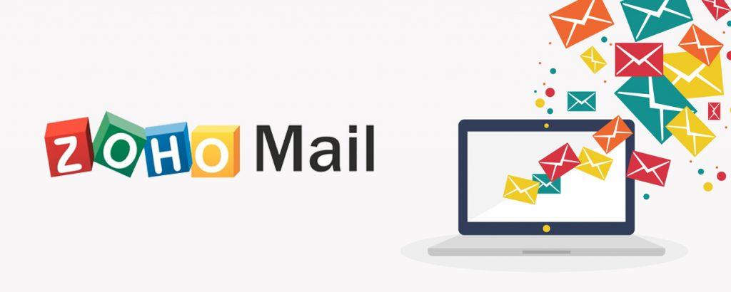 Zoho Mail para mi dominio
